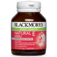 Blackmores Vitamin E 1000IU 100Caps