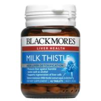 Blackmores Milk Thistle 42tabs for liver care