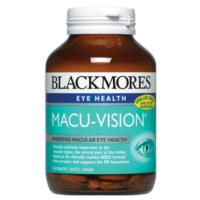 Blackmores Macu-Vision 150tabs - NEW Size SAVE $19