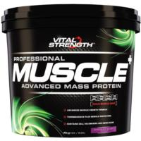 Vital Strength Pro Muscle Plus Weight Gainer , 4kg- SAVE $90
