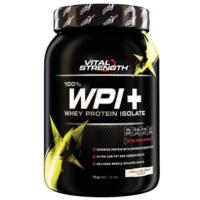 Vital Strength WPI 100% Whey Protein Isolate 1kg- SAVE $30