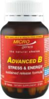 Microgenics Advanced B 60tabs & 120tabs