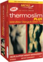 Microgenics Thermo Slim Plus Blister Pack  60tabs