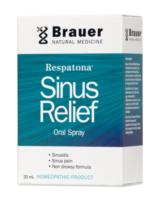 Brauer Respatona Sinus Relief 20ml  Oral Spray