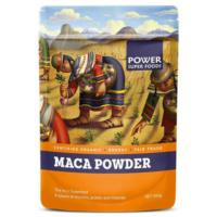 Power Super Foods Maca Powder 100% pure Organic 250g or 500g