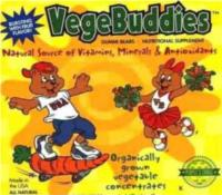 VegeBuddies 162g- 81gummi bears