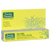 Tea Tree Cold Sore Cream 10gm