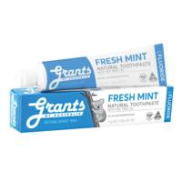 Grants Extra Fresh Toothpaste 110g w/ organic tea tree oil