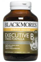 Blackmores Executive B Stress 175tabs x2 bottles