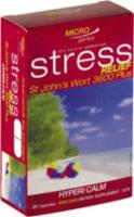 Microgenic Stress Relief 60tabs