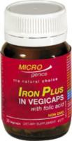 Microgenics Iron in Vegicaps 60caps