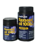 Melrose Flaxseed oil 1000 100caps
