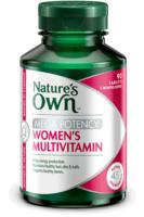 Natural Own Mega Potency Women Multi 90tabs w/ selenium