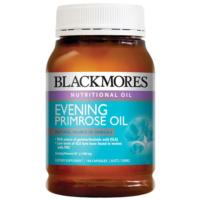 Blackmores Evening Primrose Oil 1000mg 190caps- Limtied Time- Stocks available for dispatch