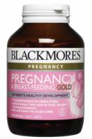 Blackmores Pregnancy & Breastfeeding Gold 120cap- 2 Month Pack