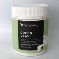 Living Valley Green Clay 250g