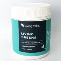 Living Valley Living Greens 200g- certified organic