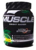 Vital Strength Pro Muscle Plus Weight Gainer 2kg- save $35