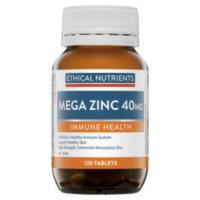 Ethical Nutrients Zinc Maintain 60tabs