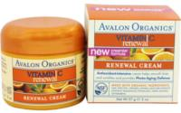 Avalon Vitamin C - Renewal Facial Cream 50ml