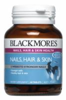Blackmores Nail, Hair & Skin 60, 120tabs or 180tabs