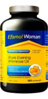 Efamol Woman Pure Evening Primrose Oil 1000mg 180caps (premium quality) -SAVE $10