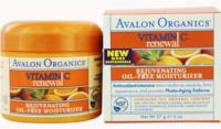 Avalon Organic Vitamin C Rejuvenating Oil Free Moisturiser 50gm