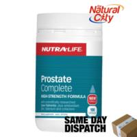 Nutra Life Prostate Complete  Saw Palmetto 4000 100caps