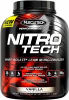 Muscletech NITRO TECH  Whey Isolate Lean Muscelbuilder 1.8kg- SAVE $65