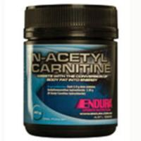 Endura N Acetyl Carnitine 90g (Assist conversion of body fat into energy)- SAVE $10