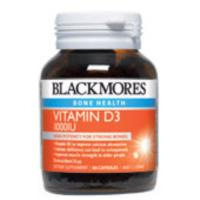 Blackmores Vitamin D3 1000iu 60Caps