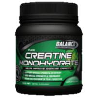 Balance 100% Pure Micronised Creatine 500g