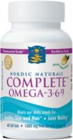 Nordic Naturals Complete Omega 60caps Lemon- 120caps is now discontinued.