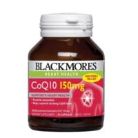 Blackmores CoQ10 High Potency 150mg 30caps - SAVE $10