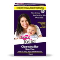 Hopes Relief Soap Free Cleansing Bar 100g