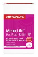 Nutra Life Meno-Life Hot Flush Relief 30tabs