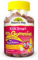Kids Smart Vita Gummies Multi-vitamin For fussy Eaters 60 Pastilles