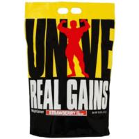 Universal Nutrition Real Gains 10.6lbs (4.8kg) plus Free Shirt