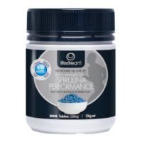 Lifestream Spirulina performance  Blue 200/ 500 Tabs-High Phycocyanin