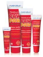 Natural Paw Paw Ointment 75g by Natralus
