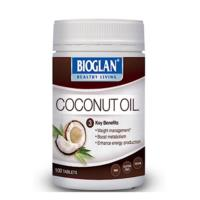 Bioglan Superfoods Coconut Oil 1000mg 100 Capsules