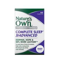 Complete Sleep Advanced 60tabs by Nature