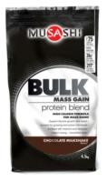 Musashi Bulk Mass Gain 4.5kg- Only $109.95- While stocks last