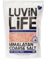 Himalayan Table Salt Coarse by Luvin Life - various size