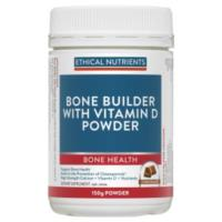 Ethi Cal Bone Builder with Vitamin D Powder 180g by Ethical Nutrients