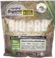 Bio fermented sprouted brown rice protein isolate 1kg by Protein Supplies Australia