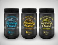 Nutra Organics Thriving Protein 450g - Raw protein