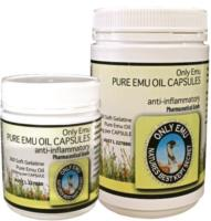 Only Emu Pure Emu Oil Capsules