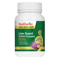 Healtheries Liver Guard 35000 Complex 100 Capsules