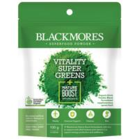 Vitality Super Greens + Nature Boost Antioxidants